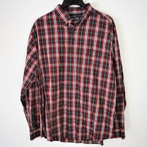 Chaps Button Down Long Sleeve